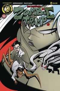 Zombie Tramp #68 CVR A Maccagni