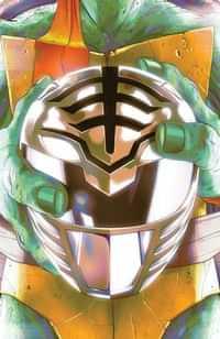 Power Rangers Teenage Mutant Ninja Turtles #4 CVR F