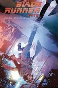 Blade Runner 2019 #7 CVR A Mccrea