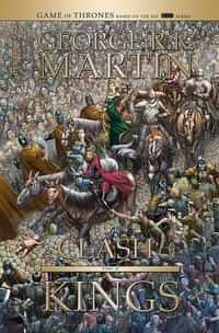 George Rr Martin A Clash Of Kings #3 CVR A Miller