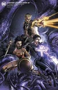 Justice League Dark #21 CVR B Clayton Crain