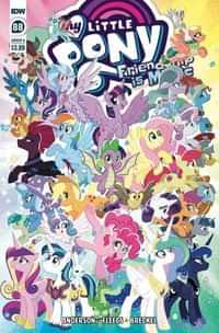 My Little Pony Friendship Is Magic #88 CVR A Fleecs