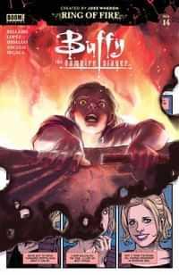 Buffy The Vampire Slayer #14 CVR A Lopez