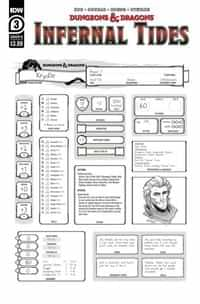 Dungeons and Dragons Infernal Tides #3 CVR B Character