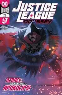 Justice League Odyssey #20 CVR A