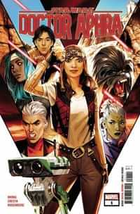 Star Wars Doctor Aphra #1