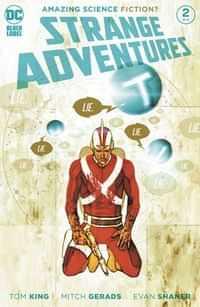 Strange Adventures #2 CVR A
