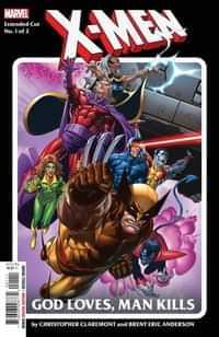 X-men God Loves Man Kills Extended Cut #1