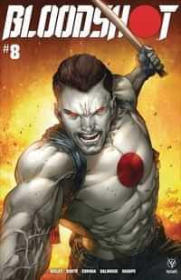Bloodshot #8 CVR B Bernard