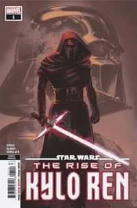 Star Wars Rise Kylo Ren #1 Fourth Printing Crain