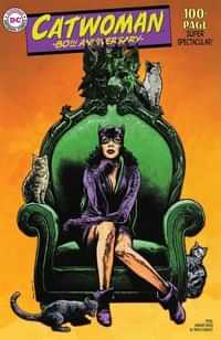 Catwoman 80th Anniversary 100 Page Super Spectacular CVR C 1950s Travis Cha