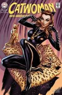 Catwoman 80th Anniversary 100 Page Super Spectacular CVR D 1960s J Scott Ca