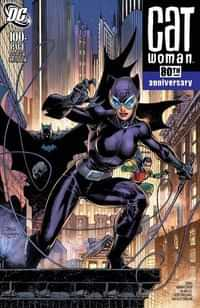 Catwoman 80th Anniversary 100 Page Super Spectacular CVR H 2000s Jim Lee Va