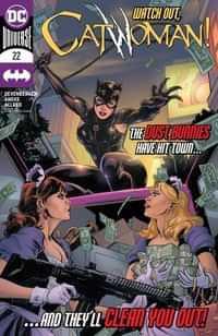 Catwoman #22 CVR A