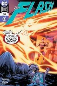 Flash #753 CVR A