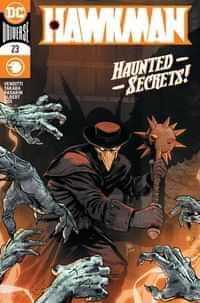Hawkman #23 CVR A