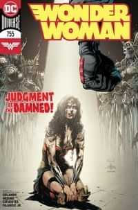 Wonder Woman #755 CVR A