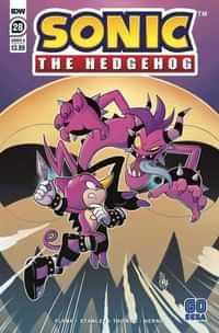 Sonic The Hedgehog #28 CVR A Bulmer