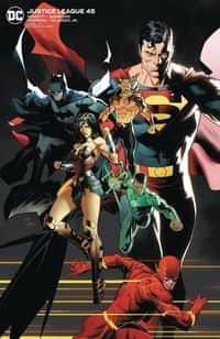 Justice League #45 CVR B Dan Mora