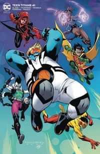 Teen Titans #41 CVR B Khary Randolph