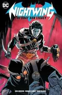 Nightwing TP 2019 The Gray Son Legacy