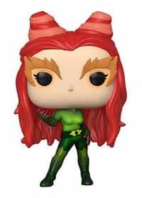 Funko Pop DC Heroes Batman and Robin Poison Ivy Specialty Series