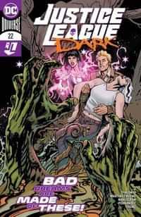 Justice League Dark #22 CVR A