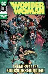 Wonder Woman #756 CVR A