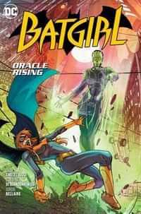Batgirl TP Rebirth Oracle Rising