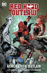Red Hood Outlaw TP Generation Outlaw