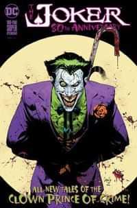 Joker 80th Anniversary 100 Page Super Spectacular CVR A