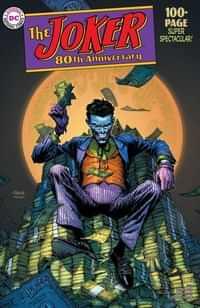 Joker 80th Anniversary 100 Page Super Spectacular CVR C 1950s Finch