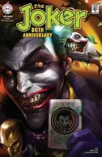 Joker 80th Anniversary 100 Page Super Spectacular CVR D 1960s Mattina