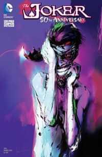 Joker 80th Anniversary 100 Page Super Spectacular CVR I 2010s Jock