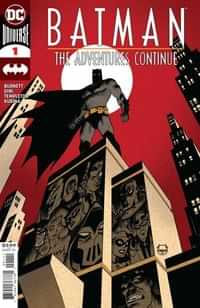 Batman The Adventures Continue #1 CVR A