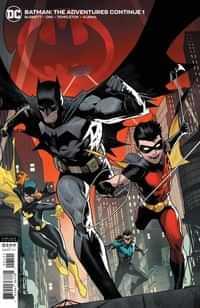Batman The Adventures Continue #1 CVR B Mora