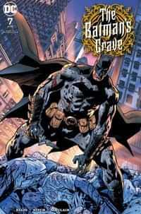 Batmans Grave #7 CVR A