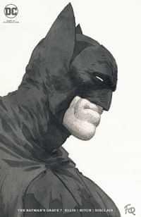 Batmans Grave #7 CVR B Card Stock Quitely