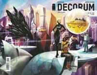 Decorum #2 CVR B Huddleston