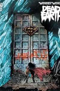 Wonder Woman Dead Earth #3 CVR A