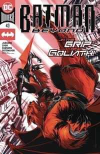 Batman Beyond #43 CVR A