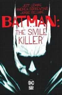 Batman The Smile Killer #1 CVR A