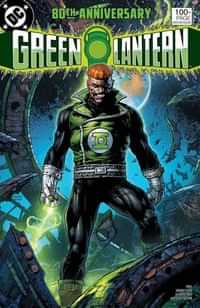 Green Lantern 80th Anniversary 100 Page Super Spectacular CVR F 1980s