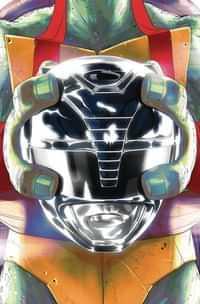Power Rangers Teenage Mutant Ninja Turtles #5 CVR C Raph Montes