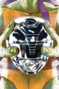 Power Rangers Teenage Mutant Ninja Turtles #5 CVR E Don Montes