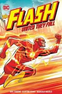 Flash TP Rebirth United They Fall