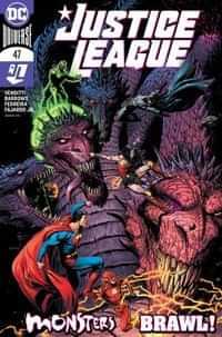 Justice League #47 CVR A