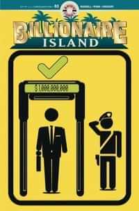 Billionaire Island #2 CVR A Pugh
