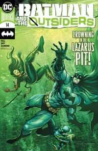 Batman and the Outsiders #14 CVR A