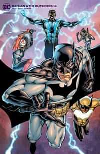 Batman and the Outsiders #14 CVR B Davis